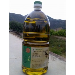 Virgin olive oil, 1 bottle of 2L