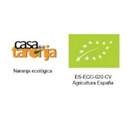 Naranja Ecológica 15 Kg. mesa y zumo