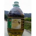 Virgin olive oil, 3 bottles of 5L