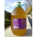 Aceite de Oliva Virgen Extra BIO, 3 garrafas de 5L